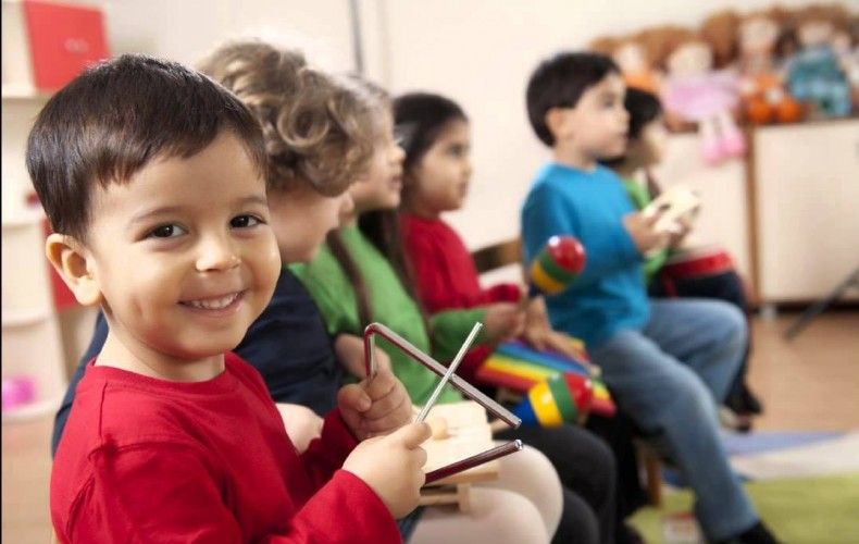 Benefits of Music for Pre-Schoolers