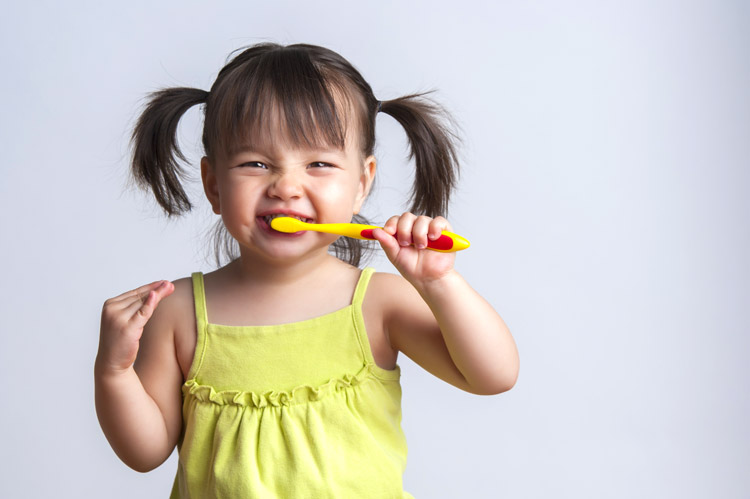 Teaching Children About Dental Health in Child Care in Gympie