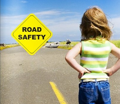 Helping Childcare Aged Children Notice Oncoming Traffic