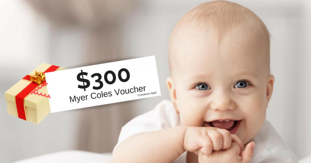 $300 Myers Coles Nursery