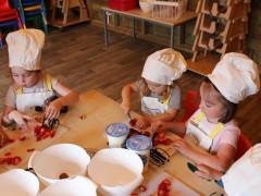 Child Care Aged Children Learning Organisational Skills