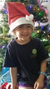 Christmas Frankie