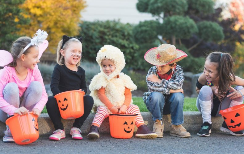Halloween Safety for kids in Gympie